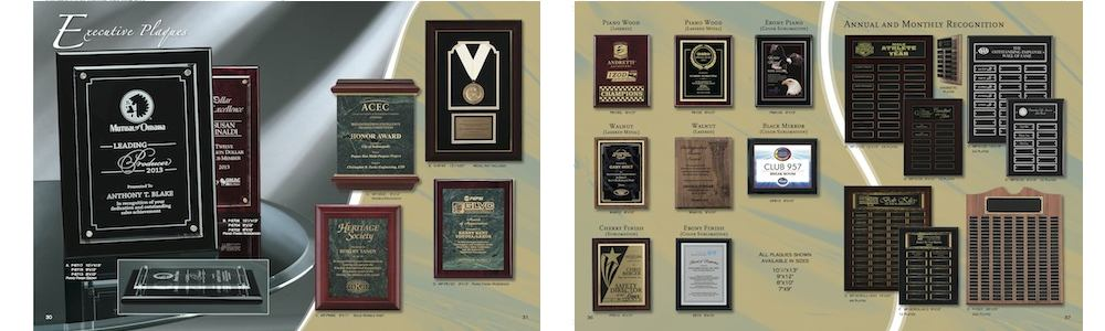 Executive Plaques